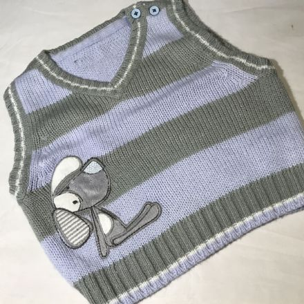 Striped Pullover First Size